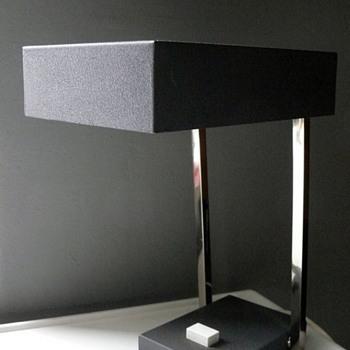 egon hillebrand table lamp - Mid-Century Modern