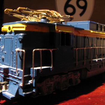 Athearn rectifier / Lionel