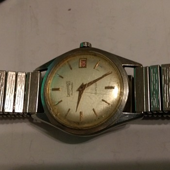 vintage EBERHARD & CO Watch - Wristwatches