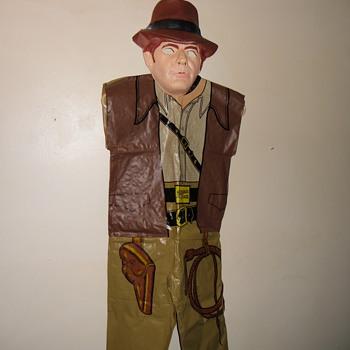 1981 Indiana Jones Ben Cooper Halloween Costume - Movies