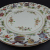 Royal Worcester 1912 Plate Butterflys