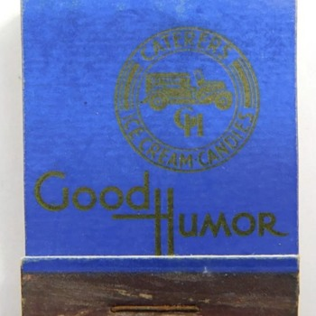 Want find Good Humor! - Tobacciana
