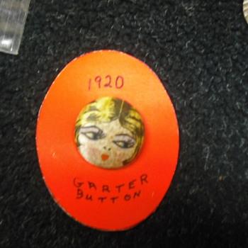 1920 Garter Button - Womens Clothing
