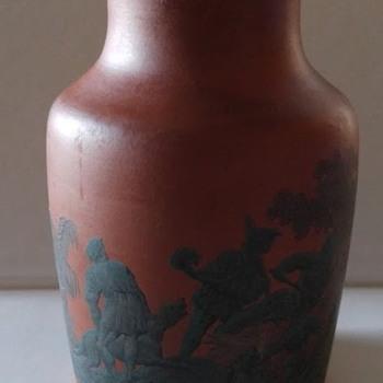 Prattware jar - Pottery
