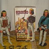 Geronimo From The Fort Apache Fighters Series Johnny West
