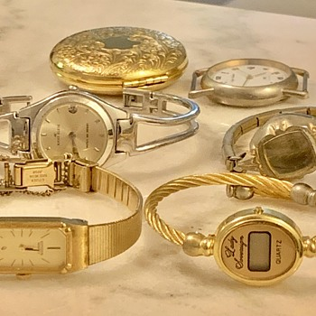 The new foray in the old watch category - FUN! - Wristwatches