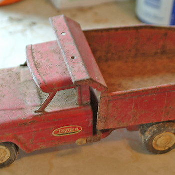 tonka dump truck 1960s? - Model Cars