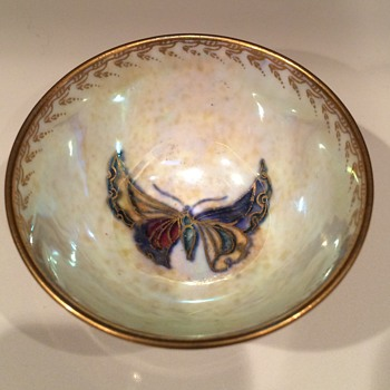Rare and Hard to find Wedgwood  Fairyland luster Bowl