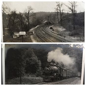 Old Railroad Photographs  - Photographs