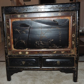 Another Asian Piece - Furniture