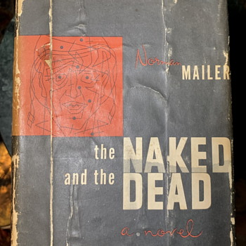 Not in the best condition, but it's a first edition Norman Mailer - Books