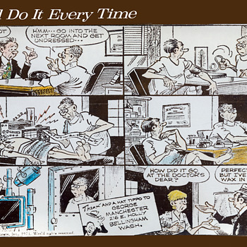 """""""They'll Do It Every Time"""" Comic"""