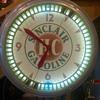 sinclair spinner clock
