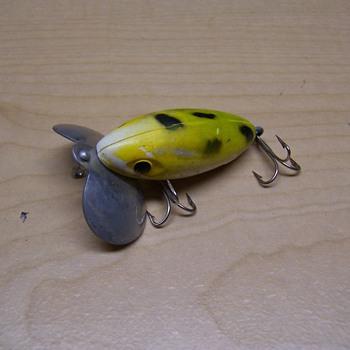 not a jitterbug  - Fishing