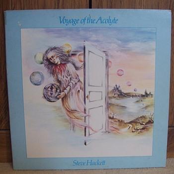 Steve Hackett! - Records