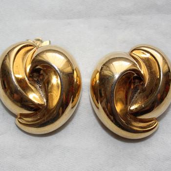 Henkel & Grosse earrings - Costume Jewelry