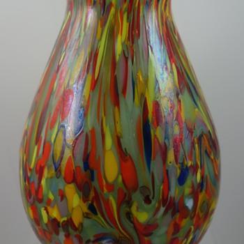 Loetz Ausführung 237 vase, ca. 1920 - Art Glass