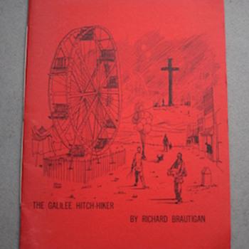 Richard Brautigan's The Galilee Hitch-Hiker - Books
