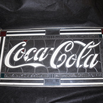 Auction Find Coke Sign