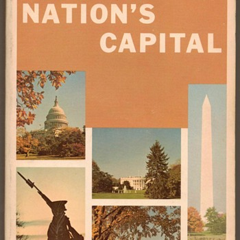 1967 - The Nation's Capital Tour Guide - Books