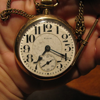 Elgin pocketwatch - Pocket Watches