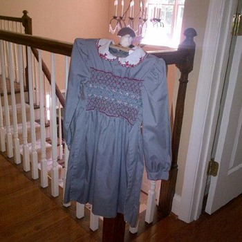 Vintage Polly Flanders dress - Womens Clothing