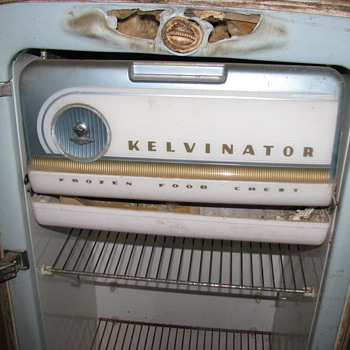 Two Old Refrigerators!! Really Kool!! - Kitchen
