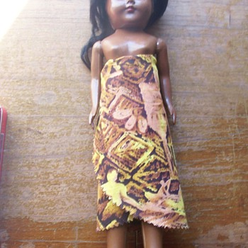 Hawaiian Doll - Dolls