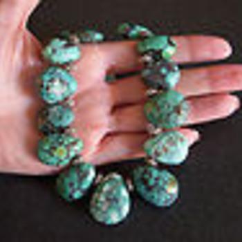 vintage turqouise - Fine Jewelry