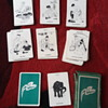 Old playing cards from India