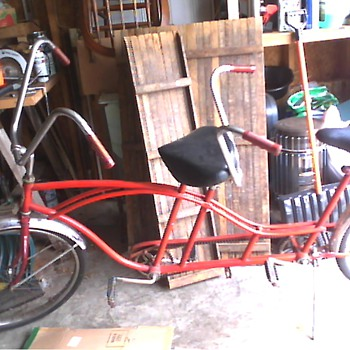 Huffy two seated bicycle  - Sporting Goods