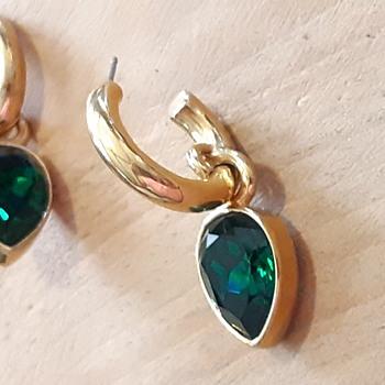 SUNG SIGNED EARRINGS  - Fine Jewelry