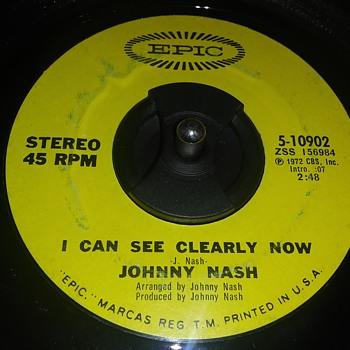 45 RPM SINGLE....#16 - Records
