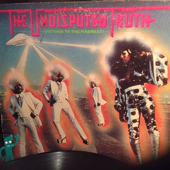 The record was recorded entirely on rollerskates  - Records
