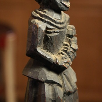 Orixa Nanan  - Folk Art