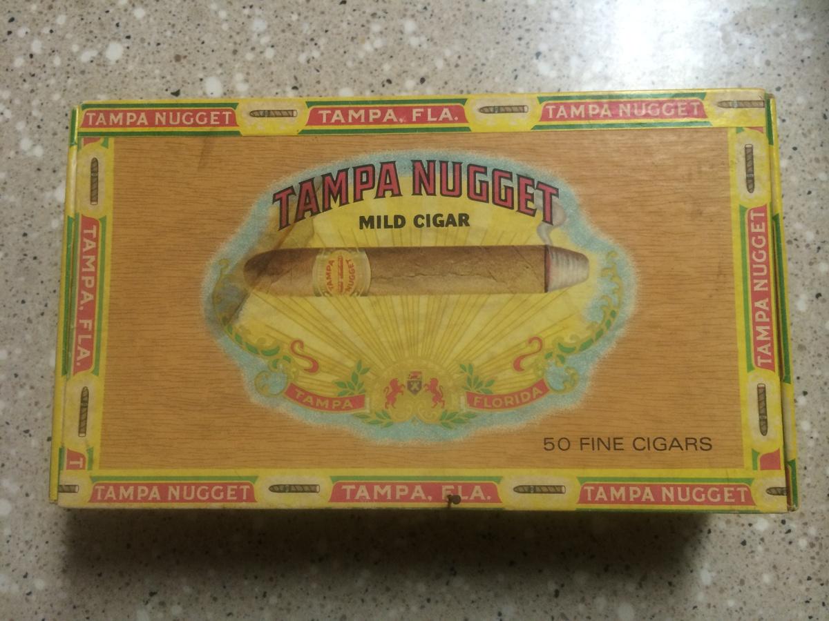 Hav A Tampa Cigar Box Wiring Diagrams Moen 82968srn Parts List And Diagram Ereplacementpartscom Nugget Collectors Weekly Rh Collectorsweekly Com Hava Oldest