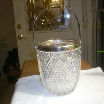 Ice Bucket (Crystal) - Glassware
