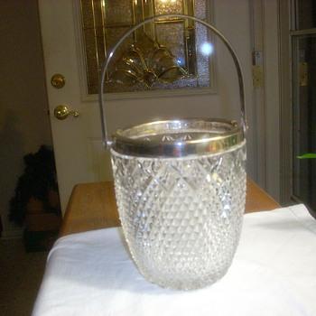 Ice Bucket (Crystal)