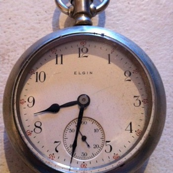 Can someone give me information about this watch? - Pocket Watches