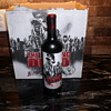 BLOOD RED Wine Evil Dead Zombies red blend