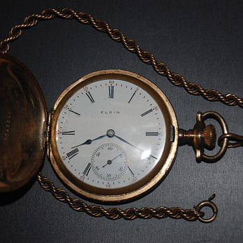 Elgin Pocket Watch (7725229) - Pocket Watches