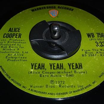 45 RPM SINGLE....#237 - Records