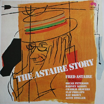"""The Astaire Story"" LP Box Set"