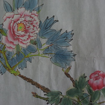 My Chinese Painting, Peony - Asian