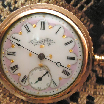 Hampden Pocket Watch (1896-97) - Pocket Watches