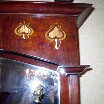charles rennie mackintosh....maybe - Furniture