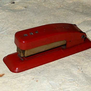 Vintage Swingline Stapler Circa 1960s - Office