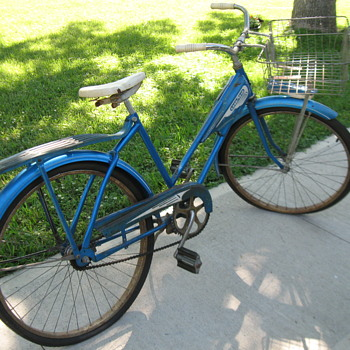 My first and only bicycle.   - Sporting Goods