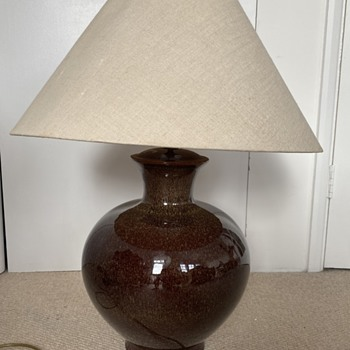 Trying to identify this lamp - Lamps