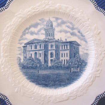 Johnson Brothers Dessert plate